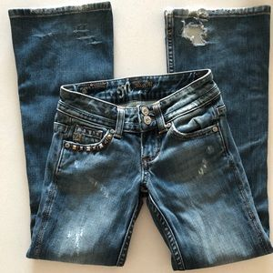 Child jeans size 7